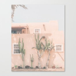 Vintage Los Angeles Canvas Print
