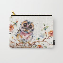 Yep, Cute Is My Middle Name (Owl) Tasche