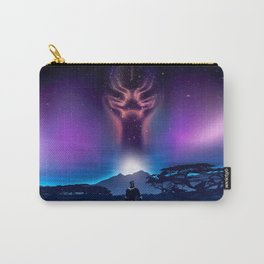 Black Panther Heaven Carry-All Pouch