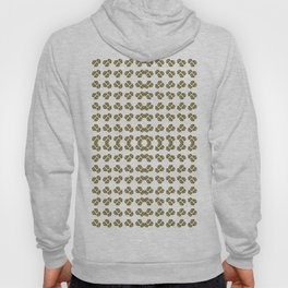 Abstract brown pattern Hoody