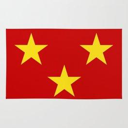 sutherland flag Rug