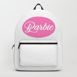 Barbie Pink Backpack