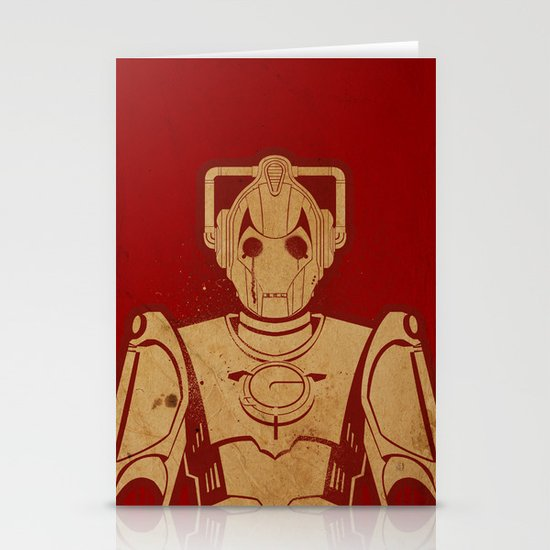 Cyber Stationery Cards