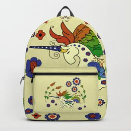 Swedish Unicorn Backpack