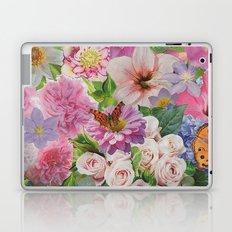 Pretty Petal Laptop & iPad Skin