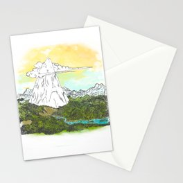 Ol' Lonely Mtn Stationery Cards