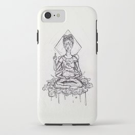 Aggran La Frida Kahlo iPhone Case