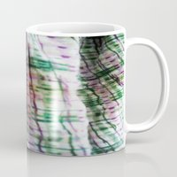 blanket Mugs featuring BLANKET by JANUARY FROST