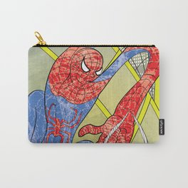 Noodle Spider Carry-All Pouch