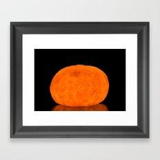 Mandarin Framed Art Print