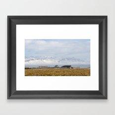 Arnarstapi Framed Art Print