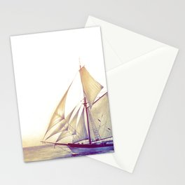 Afternoon Sail Stationery Cards