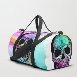 Boho Skull I Duffle Bag