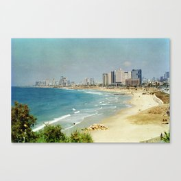 Dreamy Beach Canvas Print