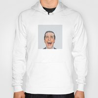 american psycho Hoodies featuring American Psycho by HonickDesign