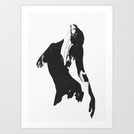Beautiful Movement Art Print
