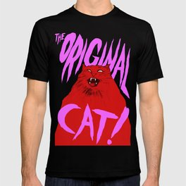 The original cat T-shirt
