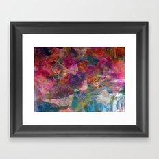 Colorist Art  Framed Art Print