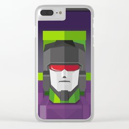MTMTE Bonecrusher Clear iPhone Case