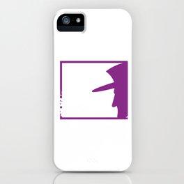 Cute & lovely Admirer Tee Design I love my secret admirer iPhone Case