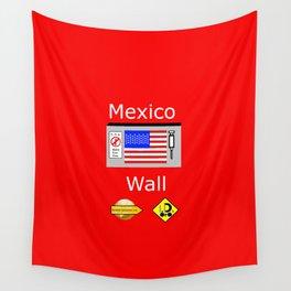 Mexico Wall Wall Tapestry