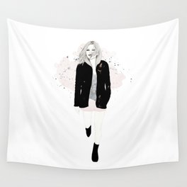 Jacket Wall Tapestry