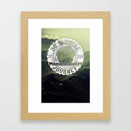 3DMJ Collegiate Framed Art Print