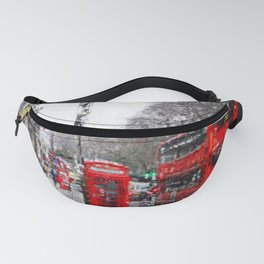 Streets of London Fanny Pack