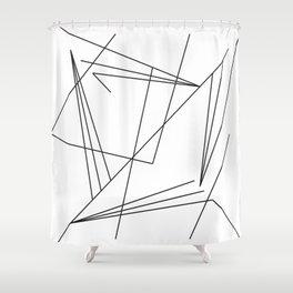 FRGMNT Shower Curtain