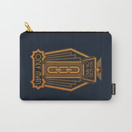 No Gods or Kings Carry-All Pouch