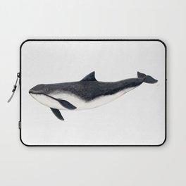 Harbour porpoise (Phocoena phocoena) Laptop Sleeve