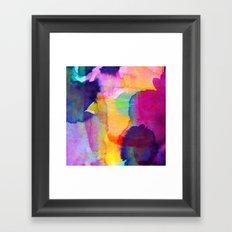Abstraction II Framed Art Print