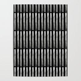 Blacksticks Matchsticks Poster