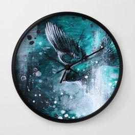 """""""Unbound"""" (1) Wall Clock"""