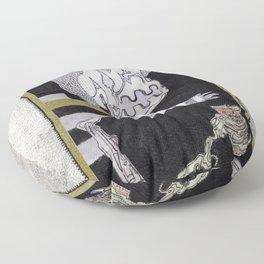 Bundle Up Floor Pillow