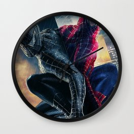 Amazing Spider Man Wall Clock