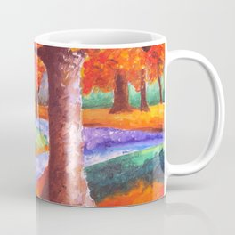 Finding Peace Coffee Mug