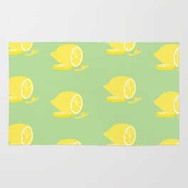 Big Lemon Flavor Rug
