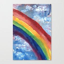 my rainbow Canvas Print