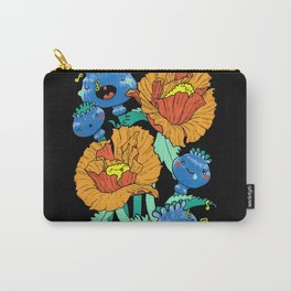 singing poppies & the seedpods Carry-All Pouch