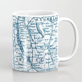 Vintage Finger Lakes Coffee Mug