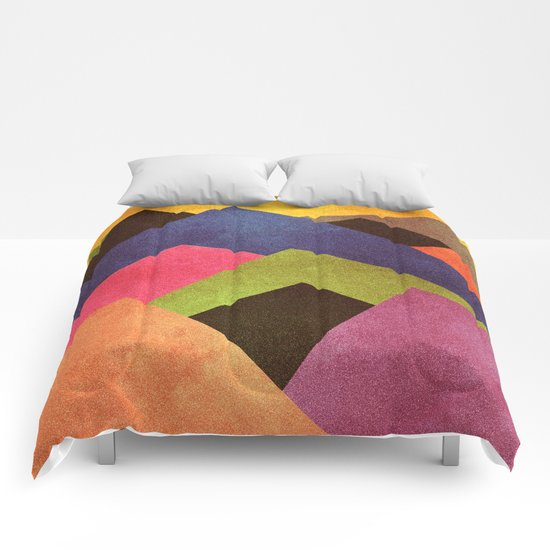 Moutains Comforters