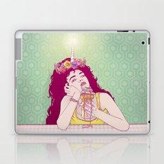 Unicorn Freakshake Lady Laptop & iPad Skin