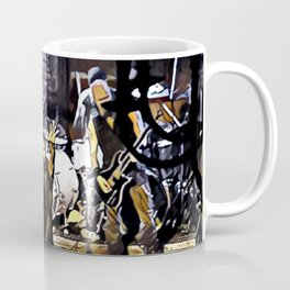 The Drowning Pool - Let The Bodies Hit The Floor Coffee Mug