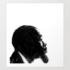 Eric Dolphy Art Print