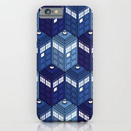 Infinite Phone Boxes iPhone Case