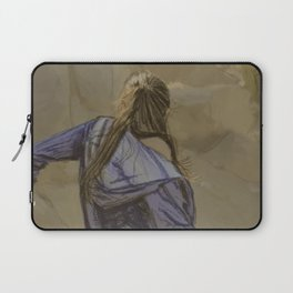Hiking in the Desert Laptop Sleeve