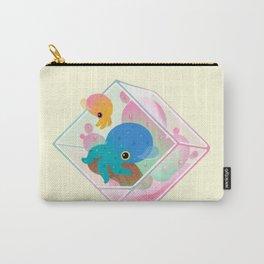 Ocean terrarium - Bobtail squids Carry-All Pouch