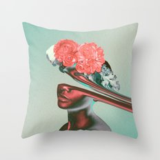 Lati Throw Pillow