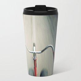 Faster Travel Mug